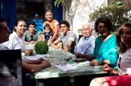 Momentos en iL Giaguaro 1004