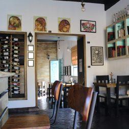Entrada Restaurante iL Giaguaro